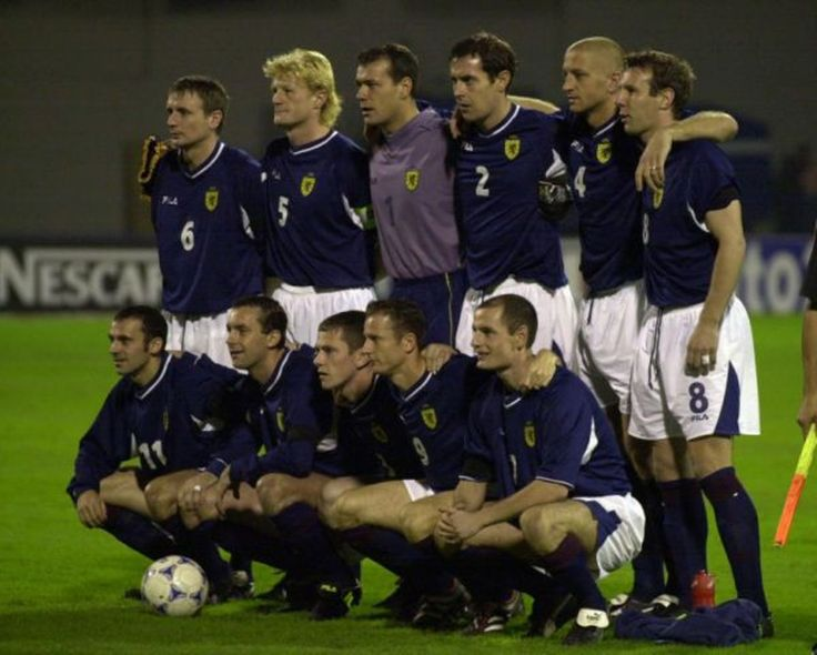 Croatia-v-Scotland-2000