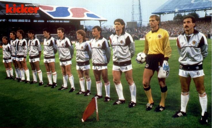 Scotland 1985 wales