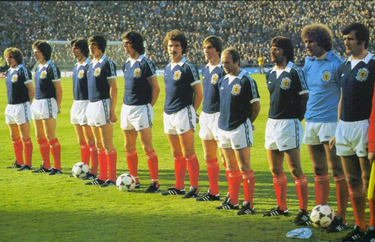 Scotland 78 Road Team, WC Holland