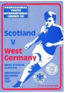 Scotland 1981