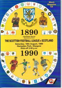 Scotland 1990