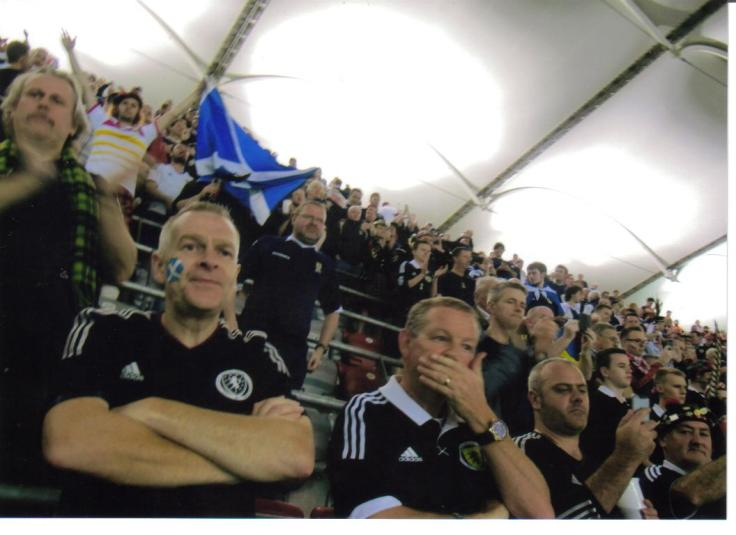 CROWD 2014 WARSAW STADIUM