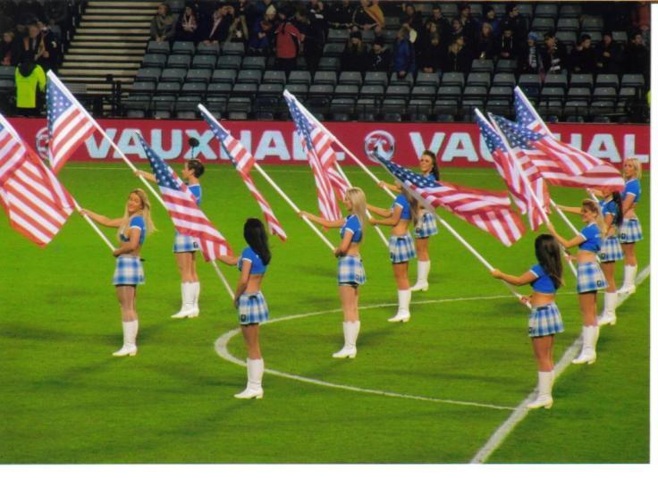 MATCHDAY 2015 USA1