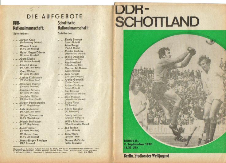 DDR 1977