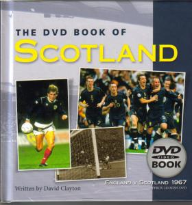 BOOKS DVD BOOK OF SCOTLAND