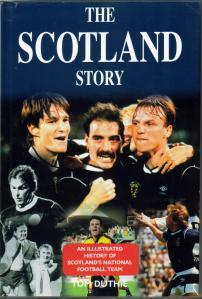 BOOKS SCOTLAND STORY
