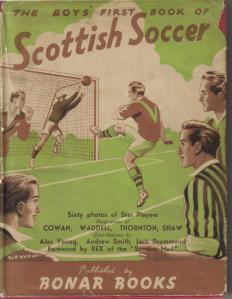 BOOKS SCOTTISH SOCCER